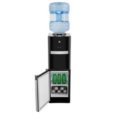 Dispensador de Agua Negro de Lujo