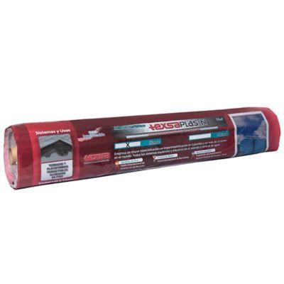 MANTO ASFÁLTICO IMPERMEABILIZANTE TEXSAPLAS N3 - 3mm x 10 m2 - impermeabilizante y reparación de humedad