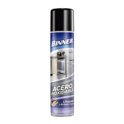 Limpiador Acero Inoxidable Aerosol 400 ml
