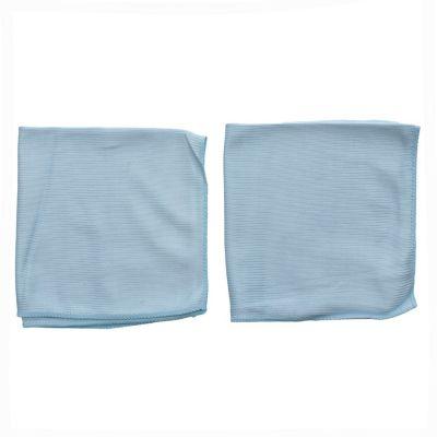 Set x 2 Paño Microfibra Vidrios 35 x 35 cm