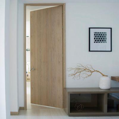 Puerta Lista Aragon 70x204 cm - Ap. Izquierda