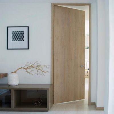 Puerta Lista Aragon 70x204 cm - Ap. Derecha