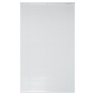 Persiana Aluminio 100x165 cm Blanca
