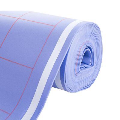 Base aislante acústica Premium 2mm espesor 1.1x8.45 metros