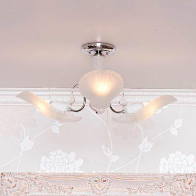 Lámpara Colgante Milán 3 Luces Rosca E27 Versalles