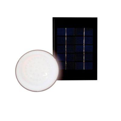 Sistema Iluminación Led Panel Solar 2W 1 Bombillo