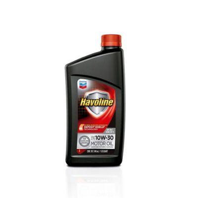 Aceite Auto 10W30 1/4 Galón