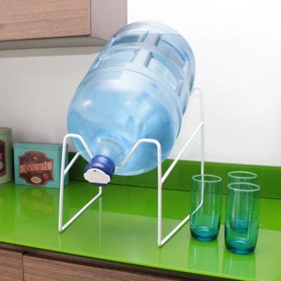 Soporte Botellon De Agua Blanco