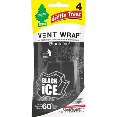 Ambientador Ven Wrap Black Ice x4