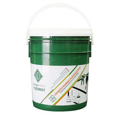 Cemento Marino Plastico Eco 16.56 Kg