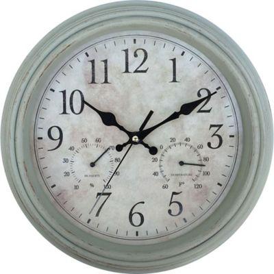 Reloj Crema  Estaciones