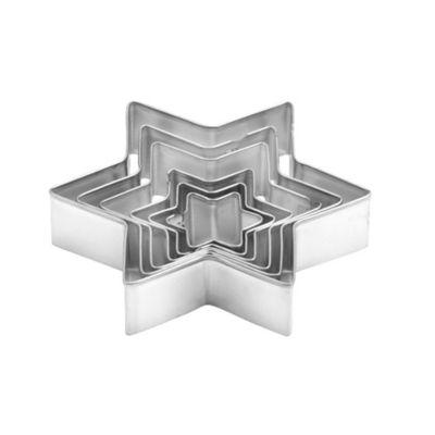 Molde X6Und  Forma Estrella