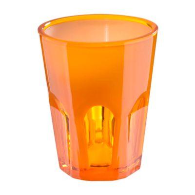 Vaso Naranja de 330 cc