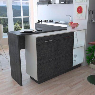 Barra Para Cocina Comedor Sicilia 1.50 Metros