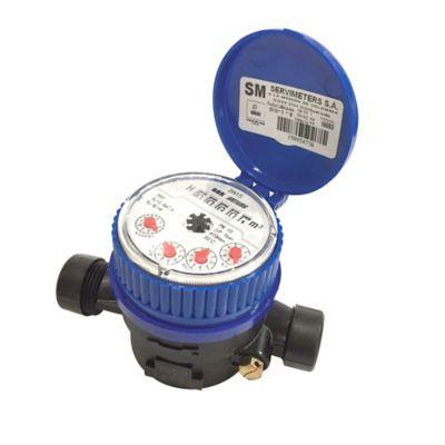 Medidor Agua Clase B-R80 1/2 Pulg