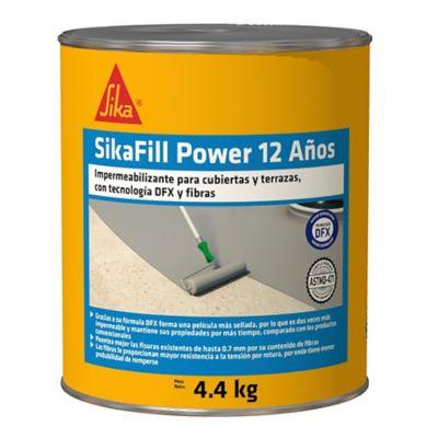 Sikafill Power 12 Rojo 4.2kg