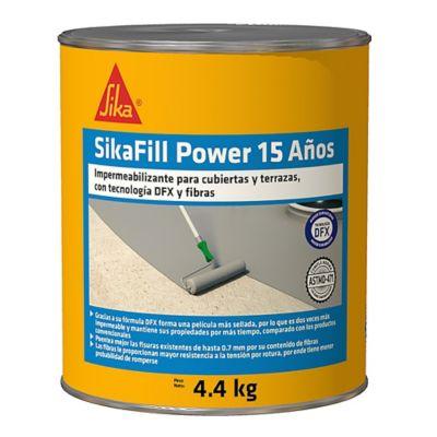 Sikafill Power 15 Blanco 4.2kg