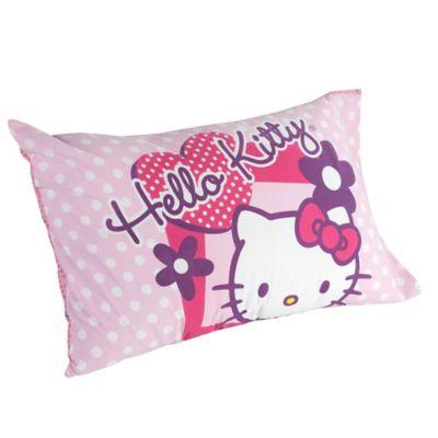 Funda para Almohada 48x75 cm Hello Kitty Mosaico