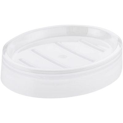 Jabonera Plástico Two Tones Blanco
