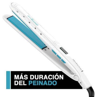 Plancha Alisadora Remington Wet 2 Straight con Sales de Mar