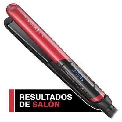Plancha Alisadora Remington Silk con Cerámica y Proteínas de Seda