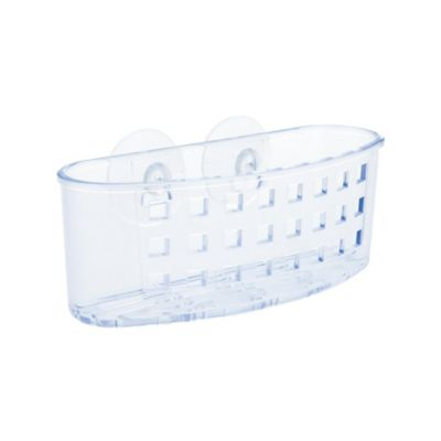 Canasta Organizadora Plástico Succión
