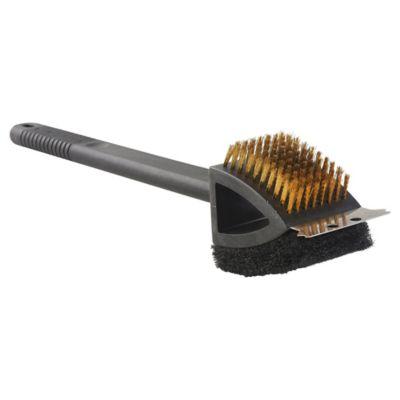 Cepillo Para Limpieza De Parrillas 3 Funciones
