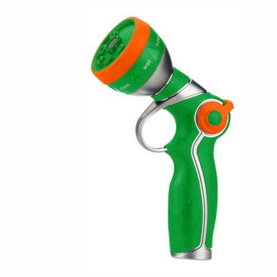 Pistola De Riego Lujo 8 Salida Ajustable