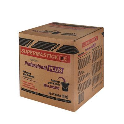 Masilla Supermastick Plus 4.5gal 28kg Caja
