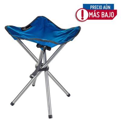Butaco Plegable 33 x 33 x 48 cm Azul