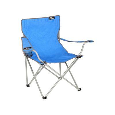 Silla Plegable Camping Con Brazos 85 x 54 x 80 cm