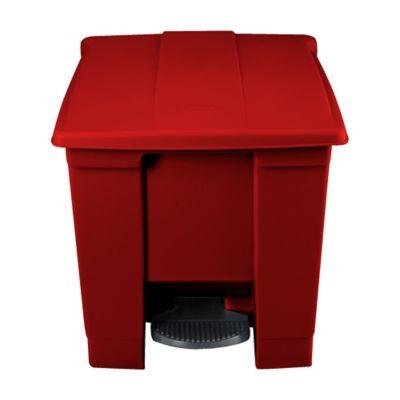 Contenedor de Pedal 30.3 Litros Rojo