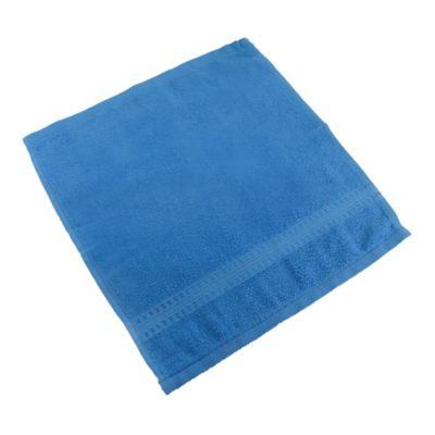 Toalla Facial 30x30 cm Newbest 330 gramos Azul