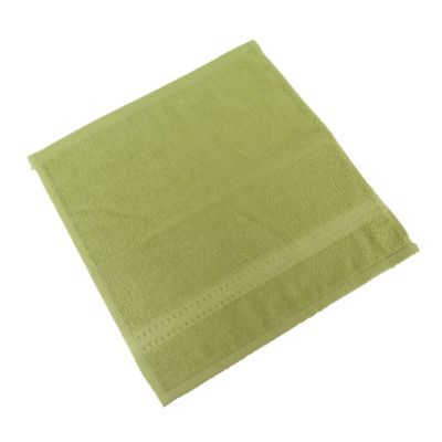 Toalla Facial 30x30 cm Newbest 330 gramos Verde
