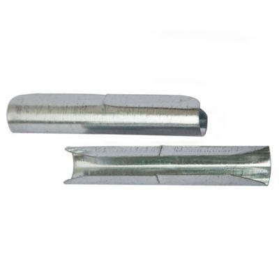 Union tubo metal 1 pulgada x 2 unidades