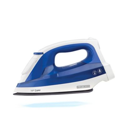 Plancha Vapor Antiadherente IR1810 Light `N Easy Azul