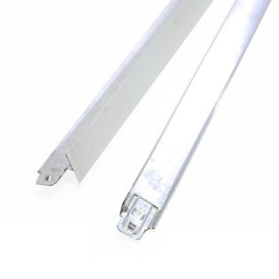 Ángulo De Pared Blanco 3.05mt 23x23mm