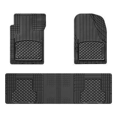 Tapete Auto 3pzs Recortable Universal