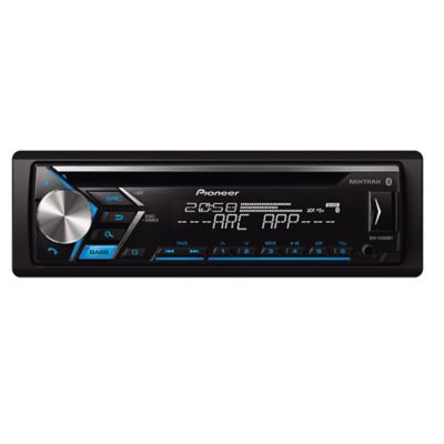 Radio CD/USB/BT App Android/Iphone 50Wx4 con Instalación