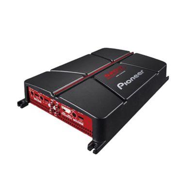 Amplificador 4/3/2 Canales 80Wx4