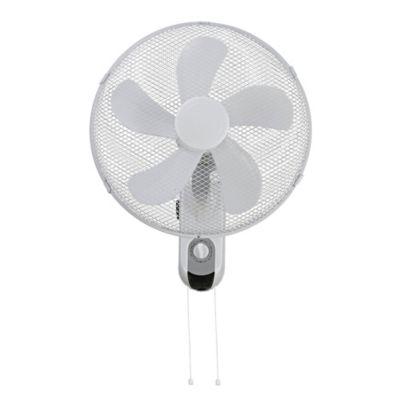 Ventilador de Pared 40cm Blanca