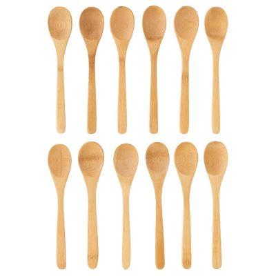 Set x 12 Cucharas en Bamboo