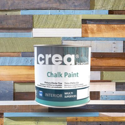 Chalk Paint Verde Hielo Ch09 500 ml. Interior