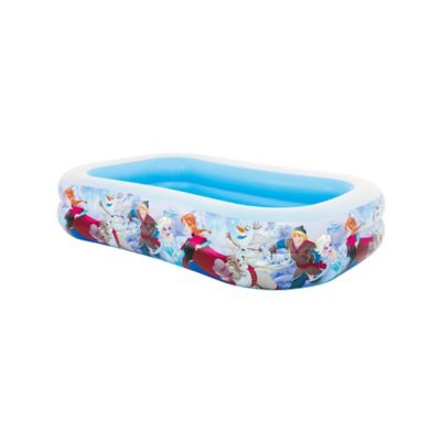 Piscina Inflable Frozen 262 x 175 x 56 cm