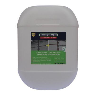 Limpiador de Polucion y Grasa en Fachadas- 5gl Guardcleanerf