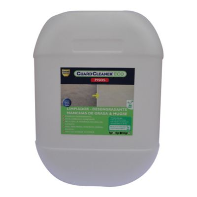 Limpiador Eco de Polucion y Grasa en Pisos- 5gl Guardcleanerp
