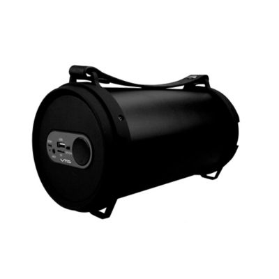 Amplificador Recargable 12W Rms Bluetooth Usb SD