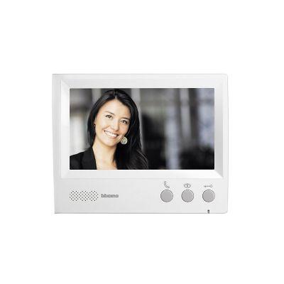 Videoportero 7 Pulgadas Blanco sin Auricular BT-315511