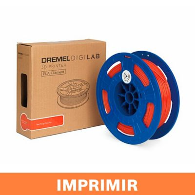 Filamento Rojo 190m Impresora 3D