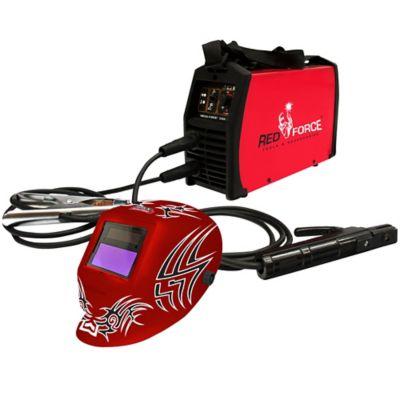 Soldador Inversor 200 Amp 110/220V + Careta Fotosensible
